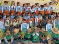 Los escolares, los primeros en celebrar el Carnaval de Porcuna