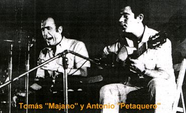 Tomas Majano y Antonio Petaquero