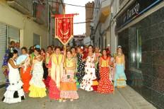 Porcuna celebró este fin de semana su Romería de Agosto
