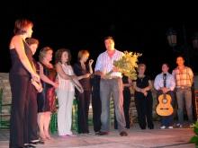 Homenaje a Antonia Casado Cobo