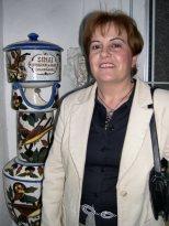 """Entrevista a María Torres Baudet, Presidenta de la Asociación Amas de Casa """"Alharilla"""" de Porcuna"""