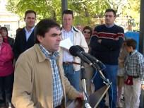"""El portavoz del PP en Porcuna pide al alcalde de Baena que """"pida disculpa"""" por impulsar el proyecto del vertedero"""