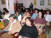 Mujeres de Porcuna se forman en Prevención de Riesgos Laborales en el Sector Agrario