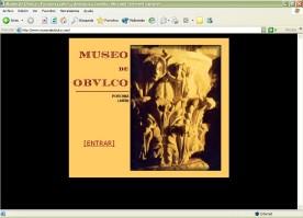 El Museo Obulco cuenta con una web en Internet