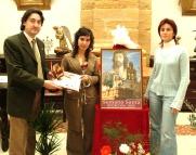 Presentado el cartel de la Semana Santa de Porcuna 2005
