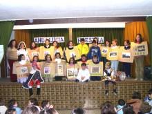 Los escolares de Porcuna celebran el Día de Andalucía