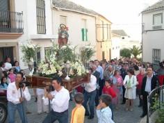 Porcuna celebra de manera ferviente la festividad de San Marcos