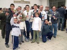 """El Club Deportivo """"El Jilguero de Porcuna"""" organizó su Concurso Social de Canto Silvestrismo"""
